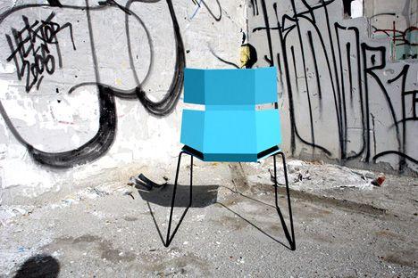 Bio Plus Chair – 100% Bio-composite by Michael Strom & Lasse Svensson » Yanko Design