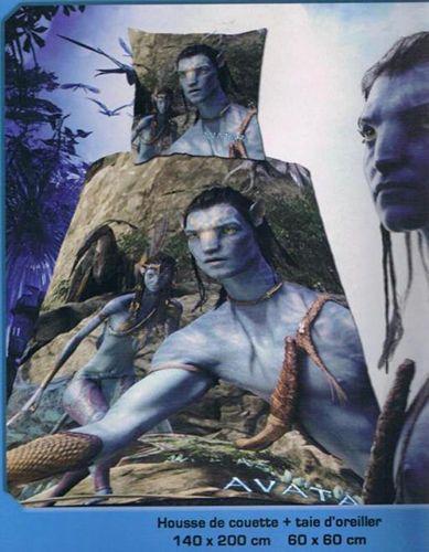 (76) Parure de lit Avatar - film