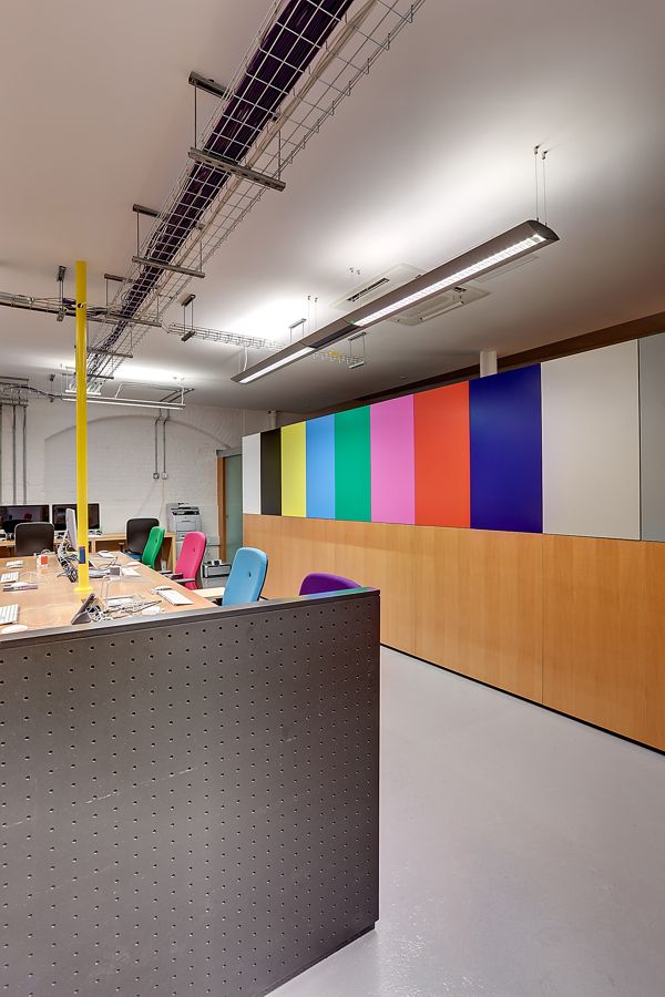 156 best images about colorful office design on pinterest for Office interior design inspiration