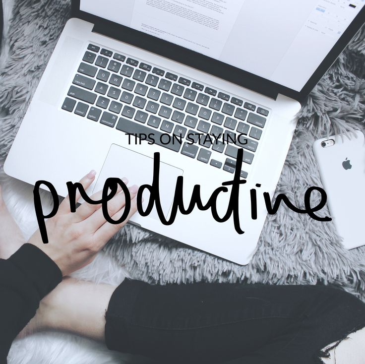 7 Tips on Staying Productive when you are Unmotivated | Made By Hamilton | The Better Blog |     We all get in those moods where we feel like we should do something but don't have the motivation to actually do it. Below are my tips on staying productive when I am really just not feeling it - continue reading.