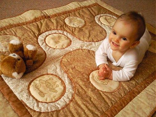 Baby macko deka