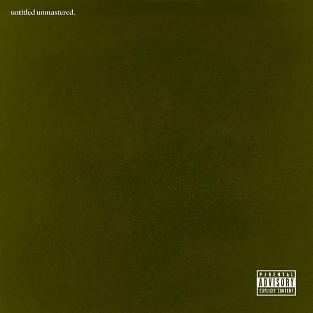 Now, that is what I call a surprise album. Kendrick Lamar : untitled unmastered
