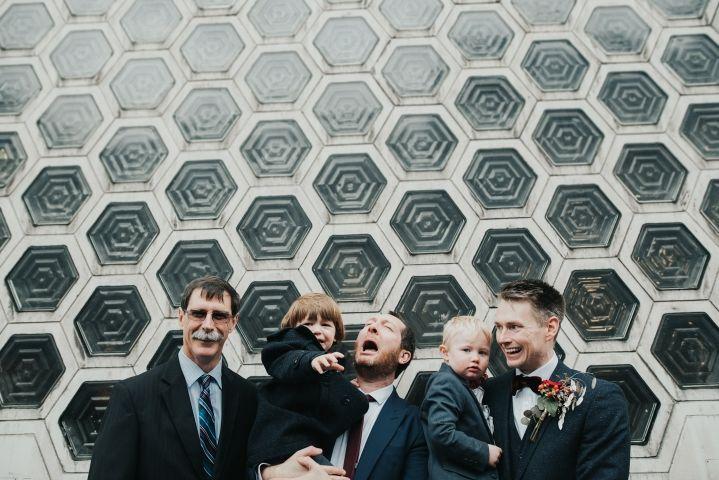 London wedding - Holly & Jeremy - Islington wedding photography