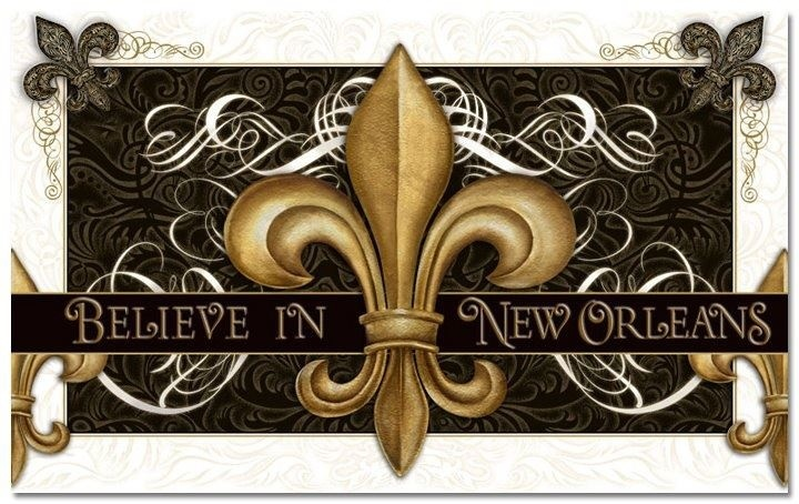 New Orleans Saints Symbol