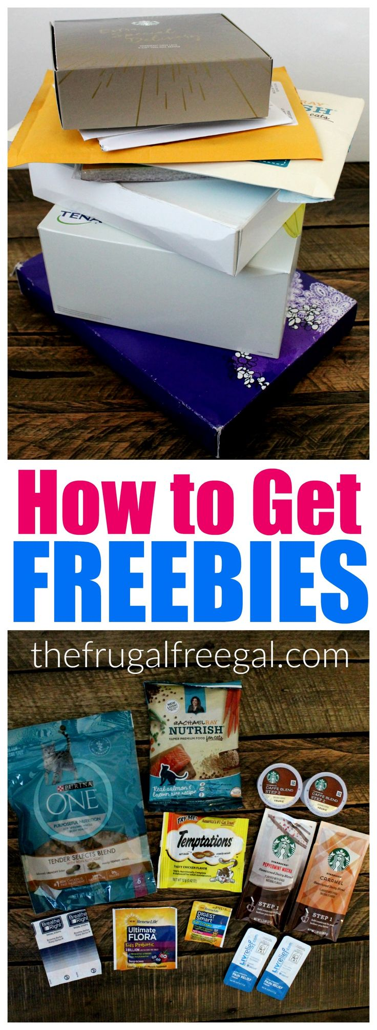 How to get coupons in the mail for free
