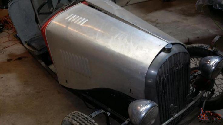 1936 Morgan F2 restoration