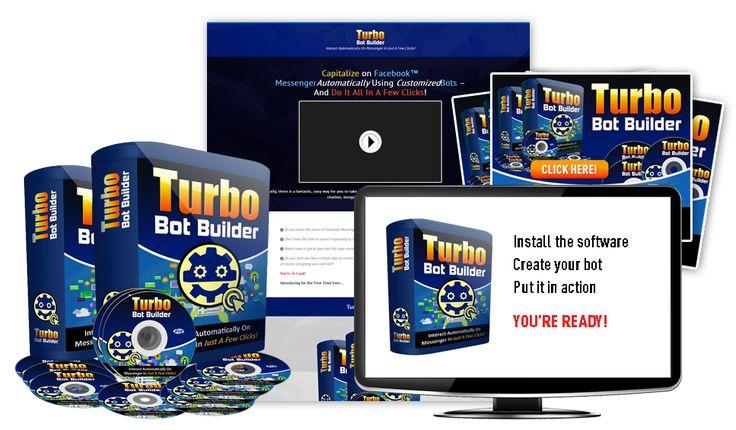 [RR] Turbo Bot Builder Software Biz-In-A Box (Under 10 Bucks)