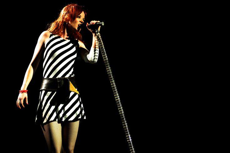 Shirley Manson | Flickr / Caroline