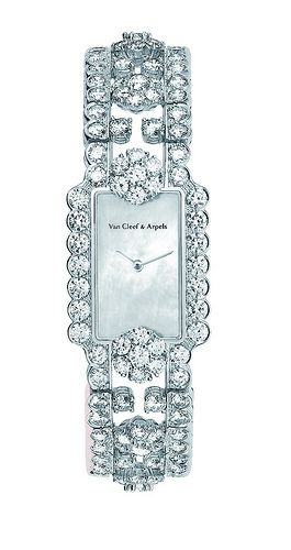 Photo of Fleurette by Van Cleef & Arpels (French fine jewelers), pinned by Sonia Suarez suances, post by vancleef&arpels' photostream