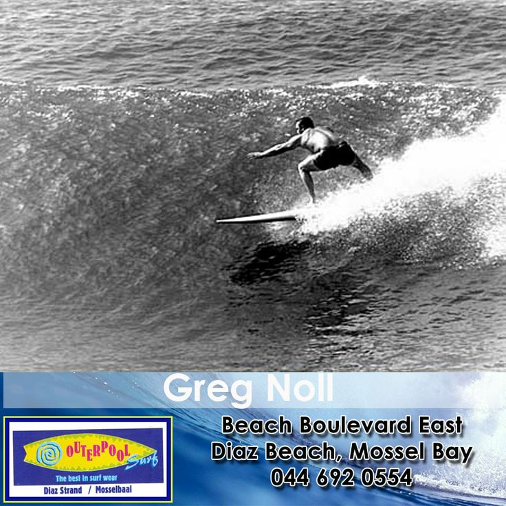 Having shaped surfboards since his youth, and having founded his own surfboard business in the 1950s which reached a high level of commercial success... Click here to read more: http://on.fb.me/1lPm8K8 #gregnoll #surfer