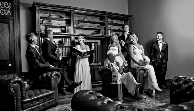 Library at Gabbinbar Homestead Salt Studios  Toowoomba Wedding and Commercial Photography
