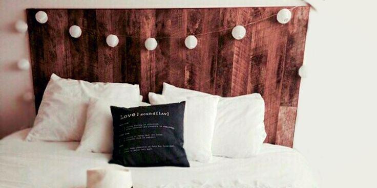 Decoraciones que la cabecera de tu cama exige tener