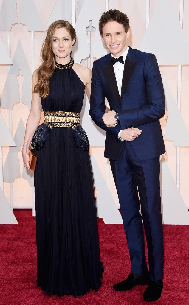 Chris Pratt & Anna Faris from 2015 Oscars: Red Carpet Couples | E! Online