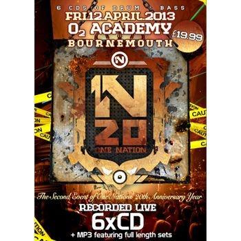 £16.66 (£19.99 inc VAT)  Raveology - Raveology Drum and Bass Awards 2013 6xCD Pack and DVD Label:Raveology  Catalogue Number: DNBAWARDS2013 Format: 6 x CD, 1 x DVD Styles: Raveology Quantity   £15.83 (£18.99 inc VAT)  Description Digitally recorded live at The Rainbow, Birmingham on Sat 23rd Feb 2013 and featuring DJs & MCs: Hazard, Drumsound & Bassline Smith, SDC, Matrix & Futurebound, Mampi Swift, DJ Die & Jenna G plus Live PA with Ayah Marar Quantum feat. DJ Harvest. Bonus DVD