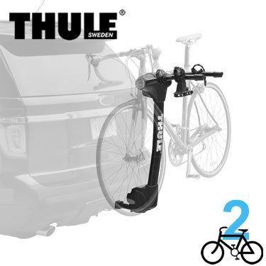 Thule 9028 - Vertex - 2 Bike Rack - For 2 or 1-1/4 Inch Hitch