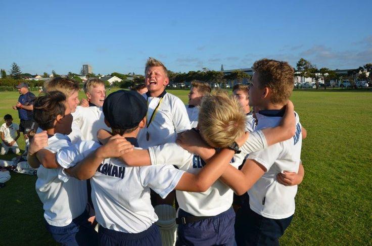 U12 Cricket Team Making Us Proud  