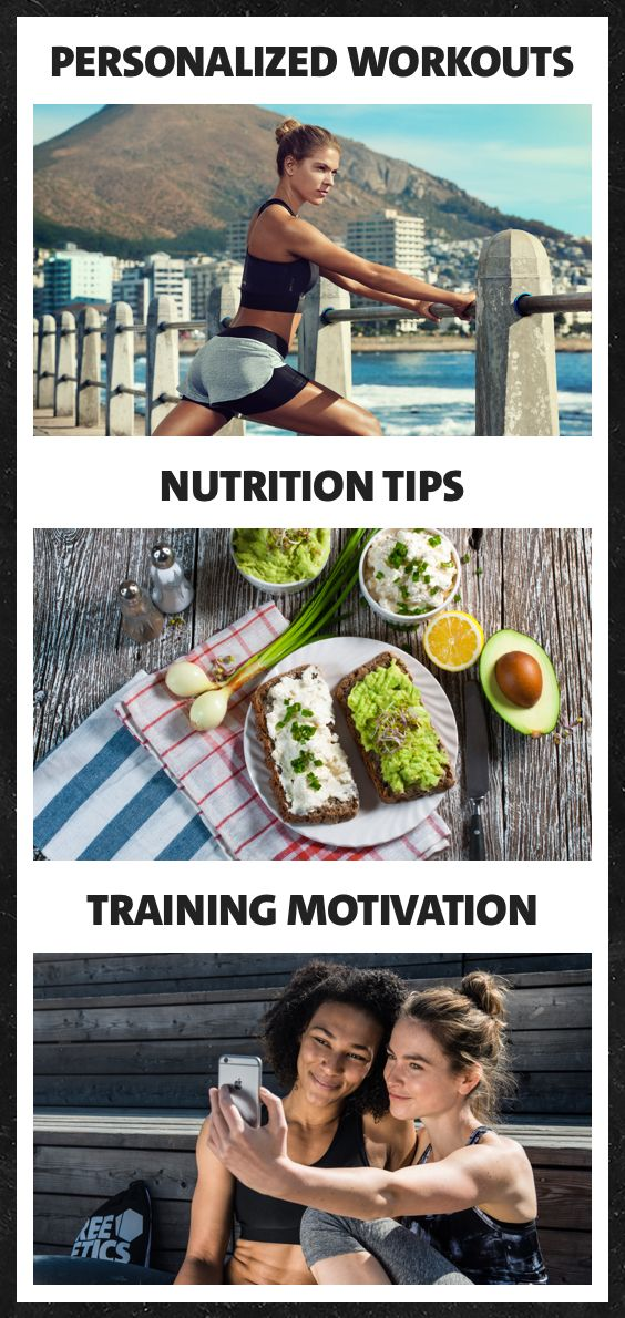 Lose weight fast and healthy. Get a personalized exercise plan based on your individual fitness. Start now and try out 10 Freeletics workouts for free!