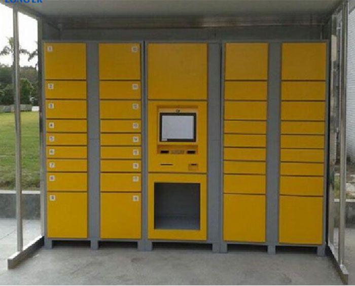 Smart Locker/Parcel/Delivery Locker For Apartment/Supermarket ...