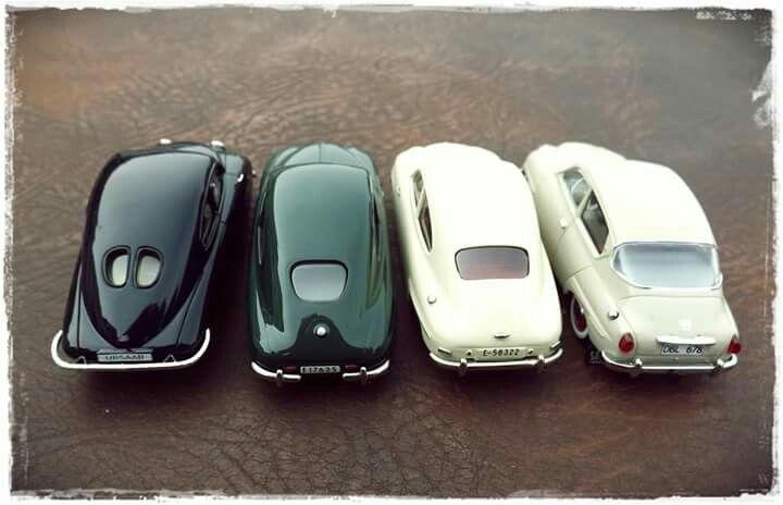 Ursaab, Saab 92, Saab 93 & Saab 96