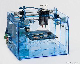 CartuseShop Cluj: Microsoft adauga suportul nativ pentru imprimantele 3D in Windows 8.1