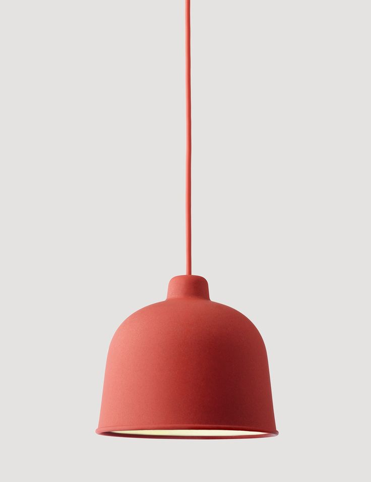 The GRAIN lamp brings a new perspective to the pendant lamp genre by combining a classic minimalistic design with the use of innovative new materials. The original composite used in the lamp's construction adds an unexpected softness and warmth to GRAIN, giving its simple form lots of character. Small grains of fiber in the lamp's material bring subtle changes in colour and shade.  The lamp is equipped with a high quality LED light bulb that lasts for up to 10,000 hours. LED light bulbs save…