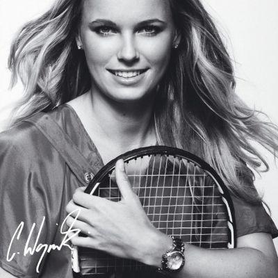 Caroline Wozniacki's Model Pictures ~ Trendy Tennis - Tennis Fashion Blog