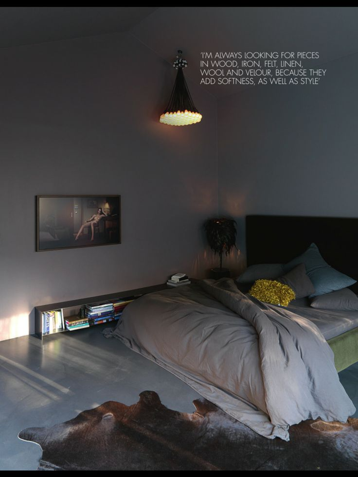 ELLE DECO UK Oct. 2012 - Laurence Simoncini, Serendipity co-founder at home