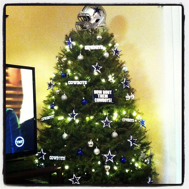 26 Best Dallas Cowboys Christmas Images On Pinterest