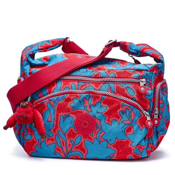 Kipling Louick Large Shoulder Bag order online at QVCUK.com