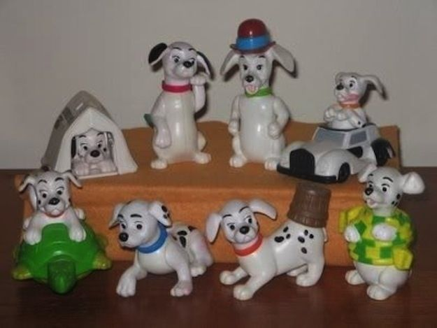 The 26 Most Awesome Happy Meal Toys of the 90's. I collected something from at least 80% of these categories. #baller
