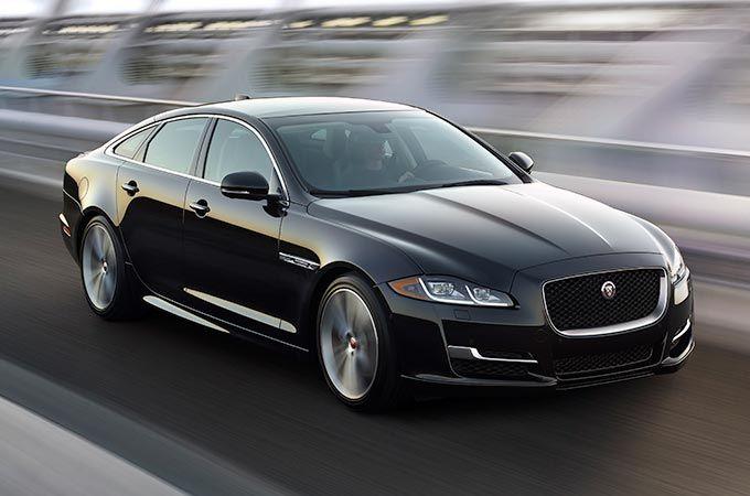 Jaguar XJ. #Cars & Trucks