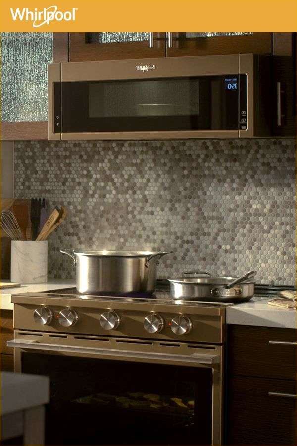 Learn About The New Whirlpool Low Profile Microwave Hood Based On 24 Minimum Install For Undercabi Kitchen Remodel Kitchen Plans Kitchen Remodeling Projects