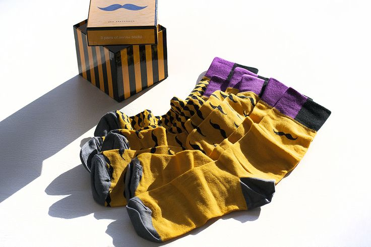 "From ""sock star"" and Trumpette designer Jon Stevenson: three pairs featuring variations on a single design, attractively packaged in a stylish box. Mustache, peace sign, and poodle designs available. #giftsforhimAttraction Packaging, Poodles Design, Peace Signs, Single Design, Museums Stores, Jon Stevenson, Design Jon, Features Variations, Pairings Features"
