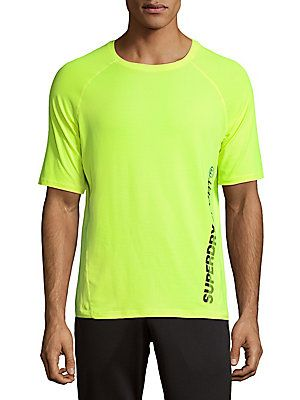 SUPERDRY SPORTS ACTIVE TEE. #superdry #cloth #