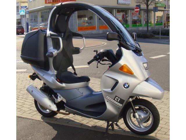 bmw c1 executive roller scooter wheels pinterest. Black Bedroom Furniture Sets. Home Design Ideas