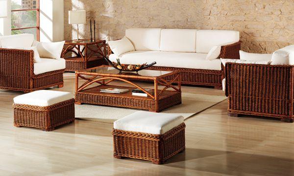 17 mejores ideas sobre muebles de mimbre en pinterest for Muebles terrazas ratan