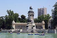 Parque del Retiro - Madrid, Spain is one of my favorite places I've been.