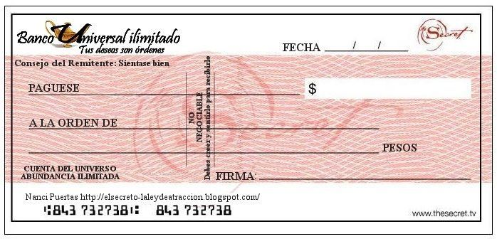 Cheque de la Abundancia: Atrae Riqueza y Prosperidad | Mhoni Vidente Cheque, I Got This, Law Of Attraction, The Secret, How To Get, Tips, Velasco, Namaste, Magic