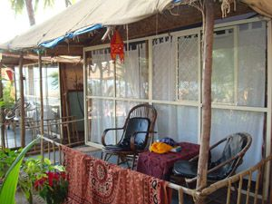 Rose Buds Beach Huts, Palolem Beach, Goa - Guardian recommended