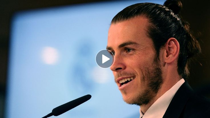 Bale commits to Real Madrid