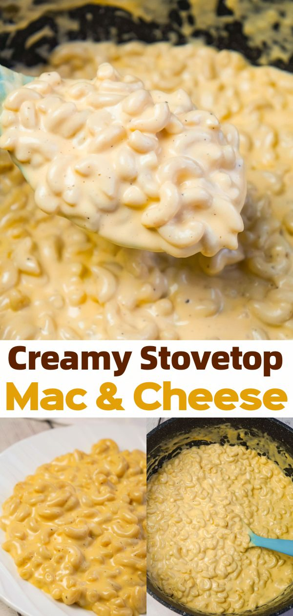 Creamy Stovetop Mac And Cheese Is An Easy And Delicious Homemade Macaroni And Cheese Re In 2020 Mac And Cheese Mac And Cheese Recipe Soul Food Mac And Cheese Casserole