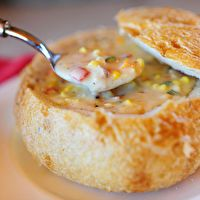 Corn & Cheese Chowder by The Pioneer Woman Cooks