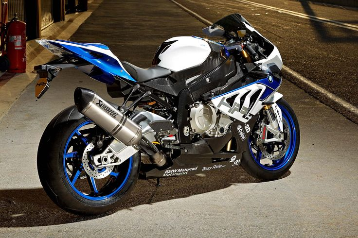 One of my fave motorcycles... 2013-BMW-S1000RR-HP4-