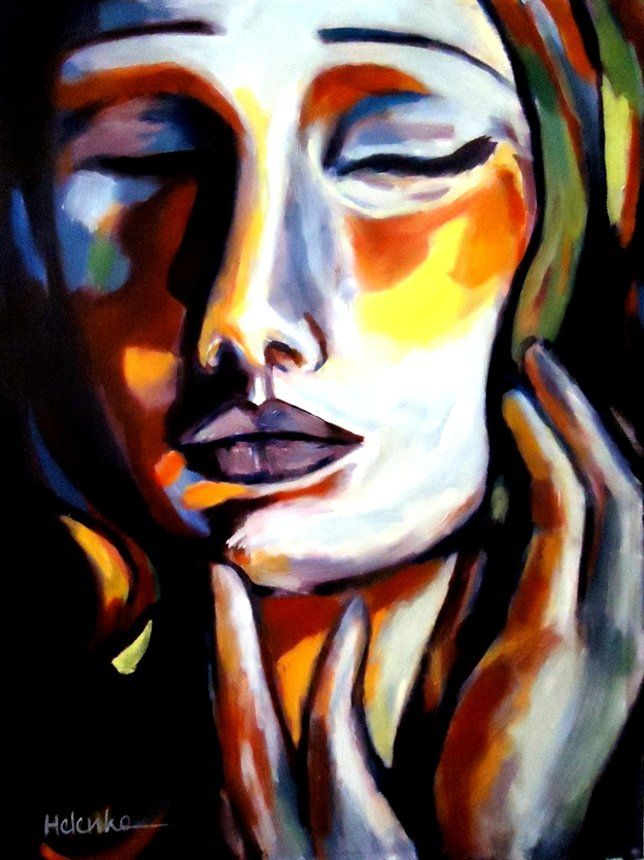 21 best images about expressionist portraits on pinterest for Artwork on canvas for sale