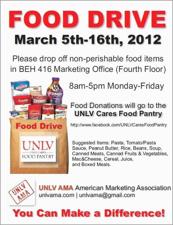 Food Drive Flyer Template Food Drive Flyer Food Drive Canned Food Drive