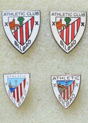 редкие старые футбольные знаки Футбольных клубов Испании:
