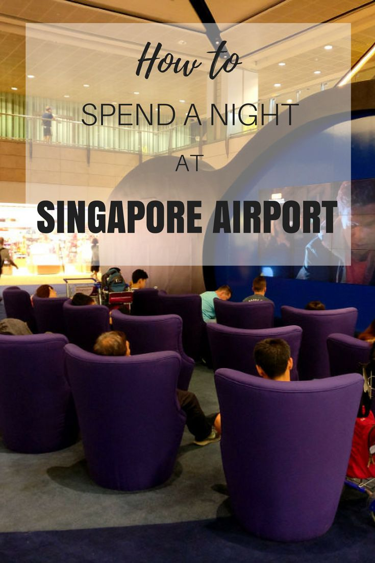Singapore airport is one of the best in the whole world. Read what kind of free stuff you can do at Changi airport! #singapore #airport #budgettravel