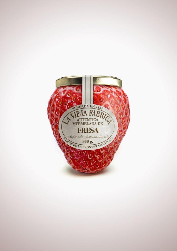 Tapsa for La Vieja Fabricam//strawberry
