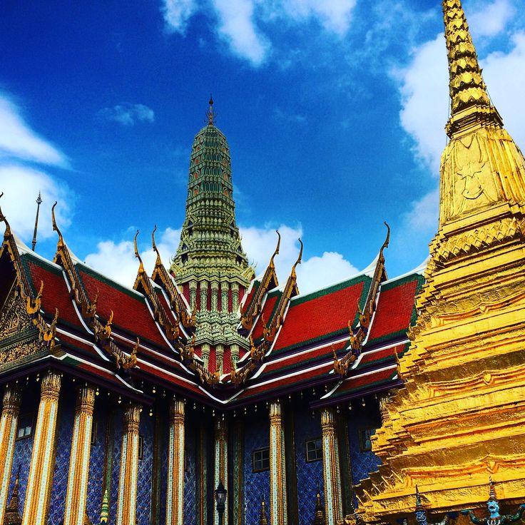 Grand Palace #Bangkok #Thailande