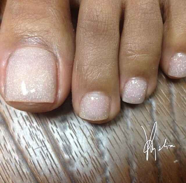 acrylic toe nails ideas